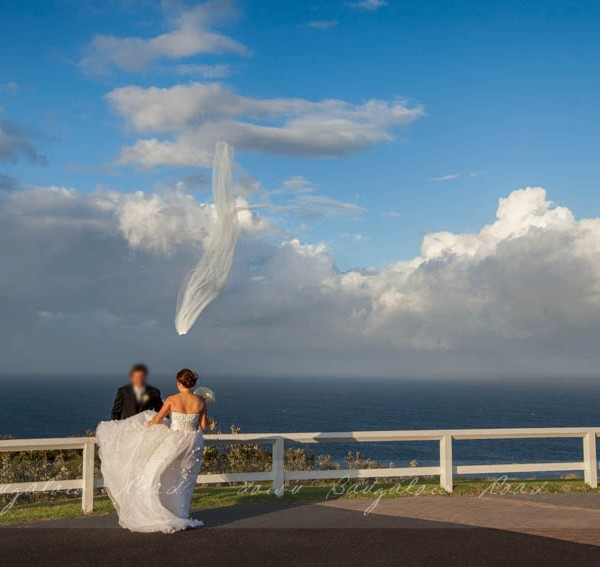 Behind the Scenes at a Byron Bay Wedding...
