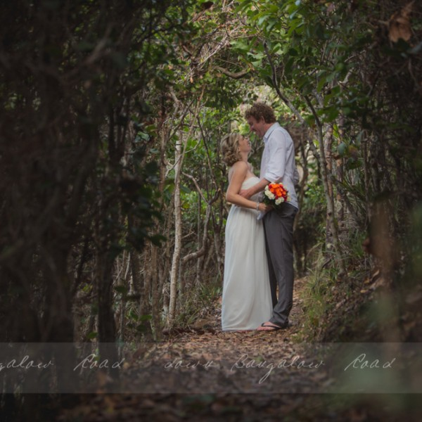 Renee & Glenn {a byron bay wedding elopement}