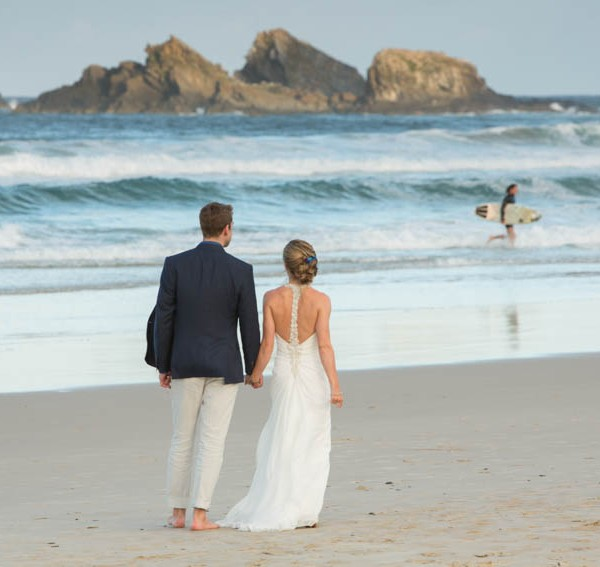 An Outdoor Wedding in Byron Bay