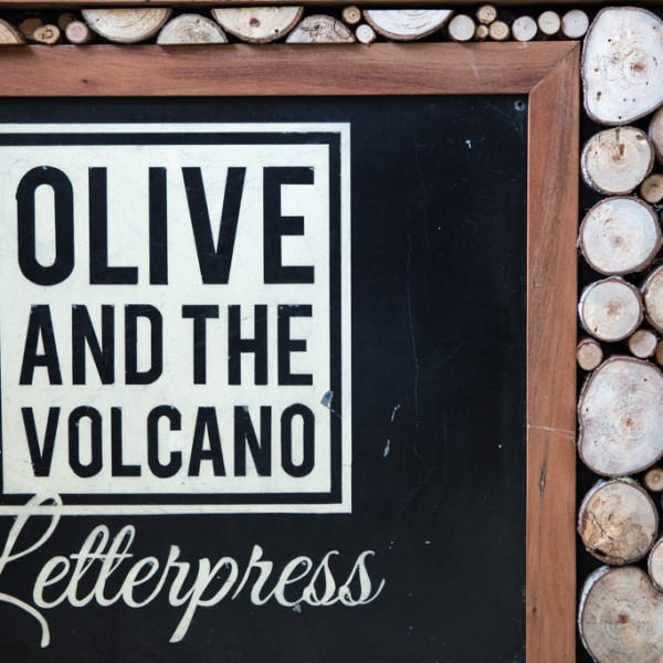 Olive and the Volcano