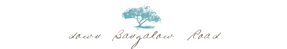 Down Bangalow Road logo